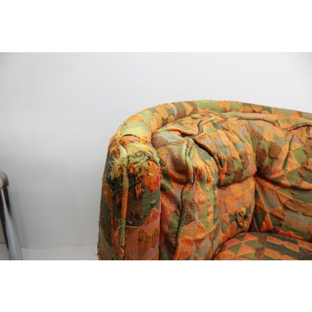 Mid-Century Modern Mid Century Modern Flair -Bernhardt Pair of Upholstered Chairs For Sale - Image 3 of 13