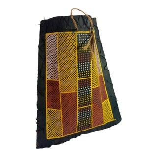 Tiwi Bathurst Island Traditional Pukamani Bark Basket C 1970a Rtist Janet Muntungo For Sale