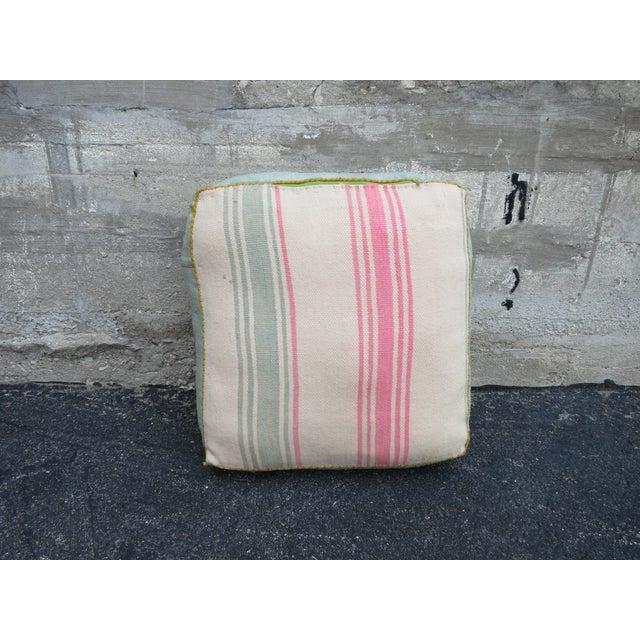 Sabra Silk Moroccan Floor Pillow - Image 3 of 3