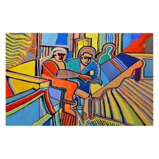 Modernist Abstract Musicians For Sale
