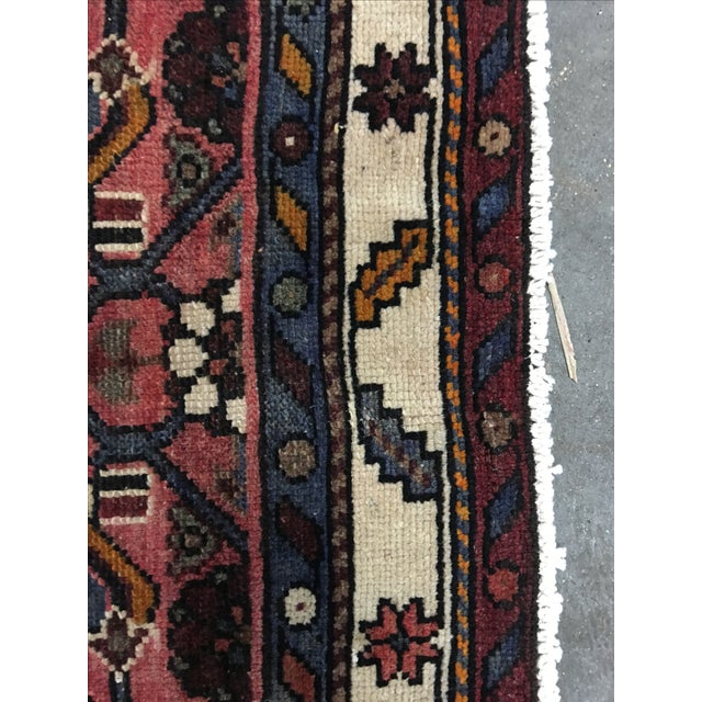 "Karajeh Persian Runner - 2'9"" x 9'9"" - Image 8 of 10"