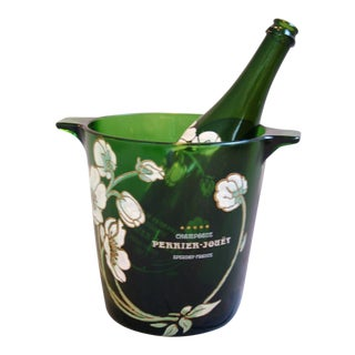 Perrier-Jouët Champagne Wine Chiller Bucket Cooler