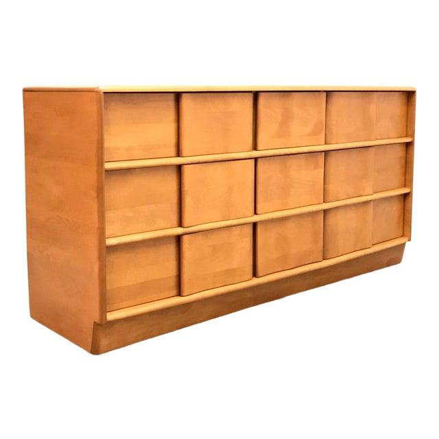 Mid Century Modern Heywood Wakefield Dresser For Sale