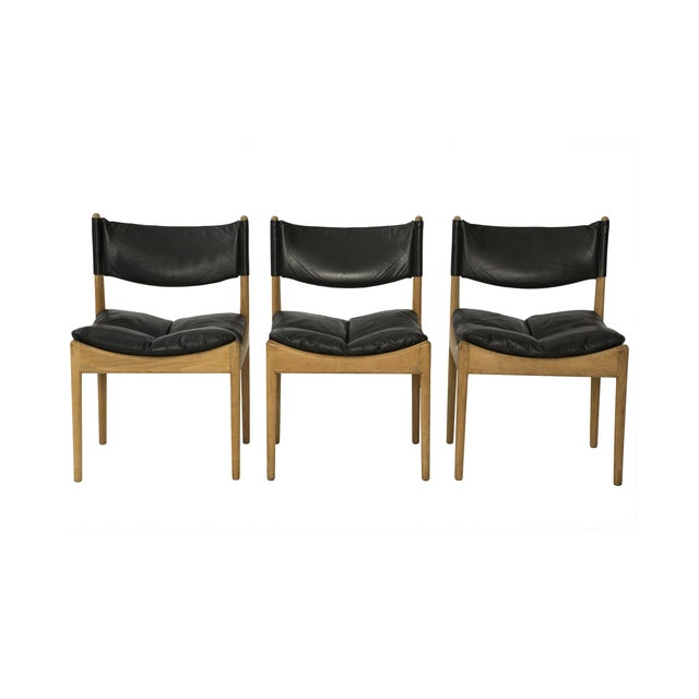 Modus Series Side Chairs by Kristian Vedel - 6 - Image 2 of 10