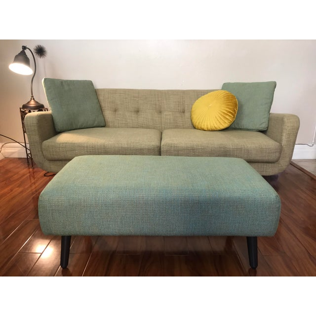 Room and Board Mid-Century Anson Sofa For Sale - Image 10 of 11