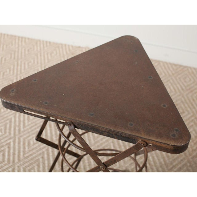 2010s Spring Table For Sale - Image 5 of 6
