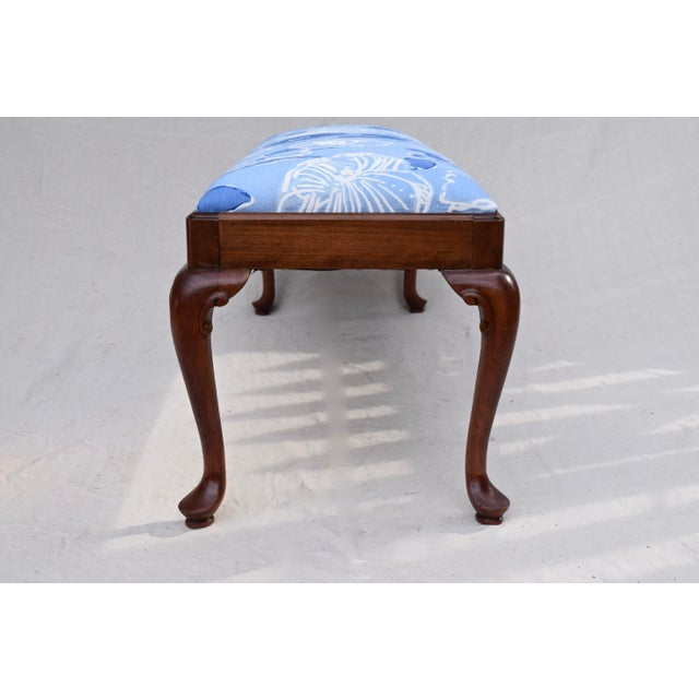 Queen Anne Bench by Century For Sale - Image 9 of 11
