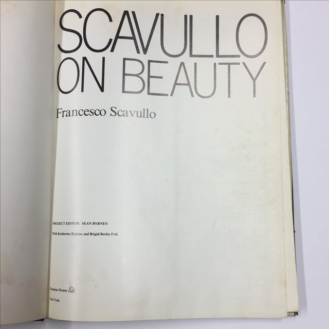 Scavullo on Beauty 1976 Supermodels For Sale - Image 4 of 11