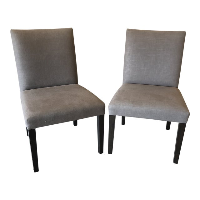 New Dutch Side Chairs by Beverly Furniture, a Pair For Sale