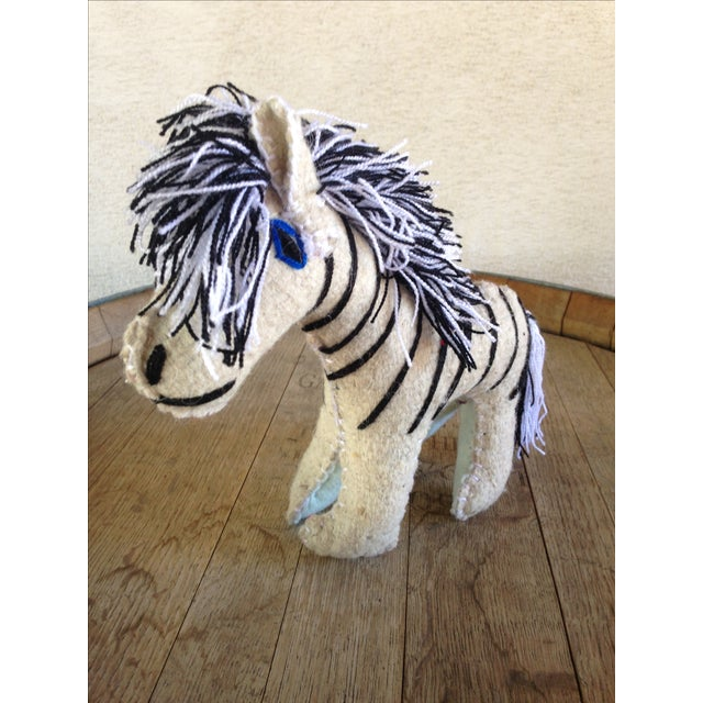 Mexican Felted Wool Animal - Image 2 of 4