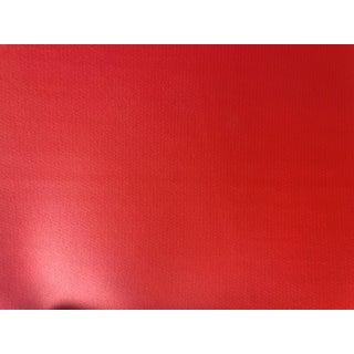 Koroseal Brick Red Terra Cotta Wallpaper For Sale
