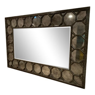 Contemporary Theodore Alexander Floor Mirror For Sale