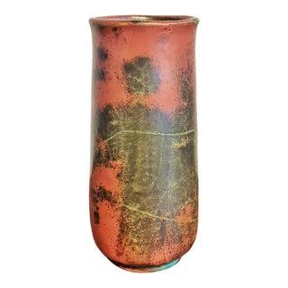 Paul Dresler Grootenburg Töpferei Pottery Vase For Sale