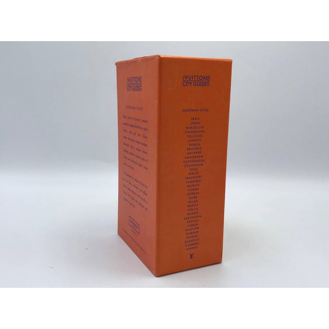 Early 21st Century Louis Vuitton European City Guides Box Set, 2000 For Sale - Image 5 of 9