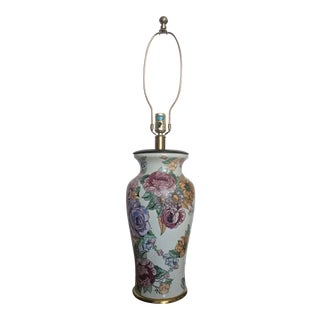 Vintage Frederick Cooper Chinoiserie Lamp For Sale