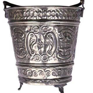 Vintage Hammam Bucket For Sale