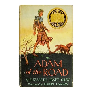 Adam of the Road Children's Book For Sale