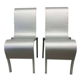 1980s Philippe Starck for Driade Romantica Chairs- A Pair For Sale