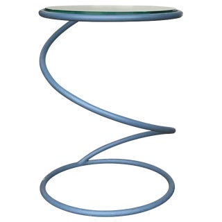 """1960's """"Spring"""" Cocktail Table For Sale"""