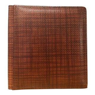Raika Italian Leather Photo Album For Sale