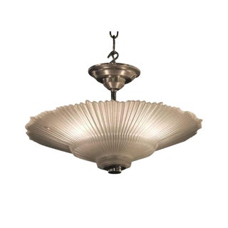 Waldorf Deco Starlight Semi Flush Mount Fixture For Sale