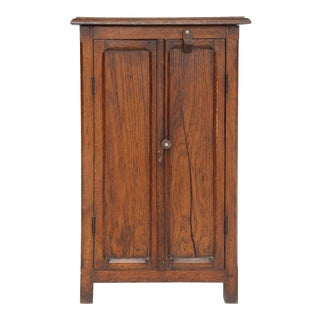 Antique Model Armoire, circa 1890 For Sale