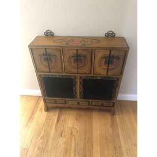 19th Century Antique Wood Cabinet Preview