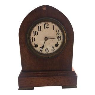 Antique American Classical Mantel Clock For Sale
