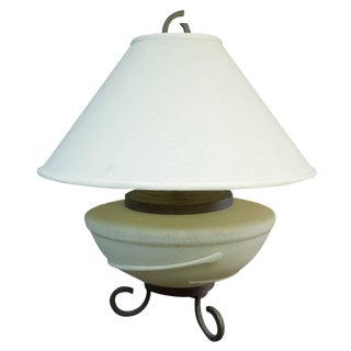1980s Modern Large Living Room Lamp From Palm Springs Architect For Sale