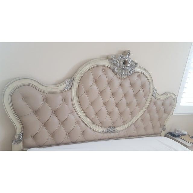 McFerran Paris Ornate King Bed - Image 4 of 6