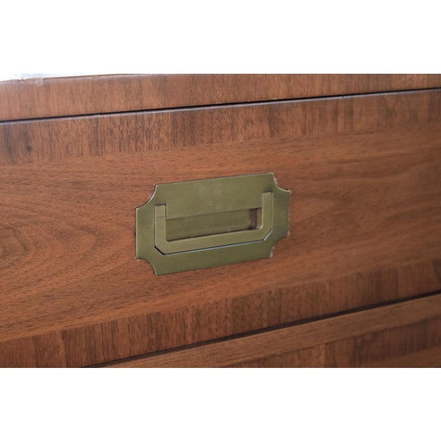 Mid-Century Super Fine Baker Furniture Chest For Sale - Image 12 of 13