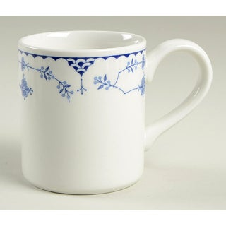 Johnson Brothers Denmark Blue Mug - Set of 4 Preview