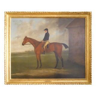 """Highflyer"" Painting by John N. Sartorius For Sale"