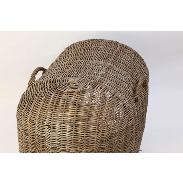 English Wicker Dog Kennel For Sale - Image 9 of 13