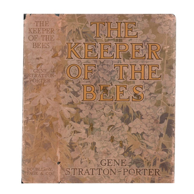 1926 The Keeper Of The Bees Collectible Book Chairish