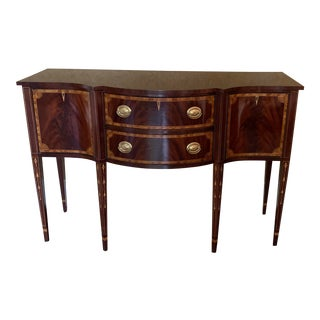 Federal Council Mahogany Sideboard For Sale