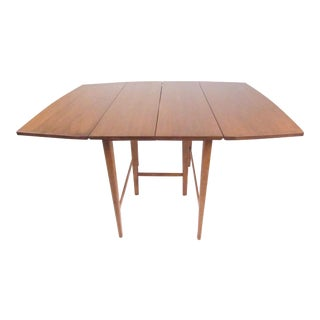 Paul McCobb Drop-Leaf Dining Table for Winchendon For Sale