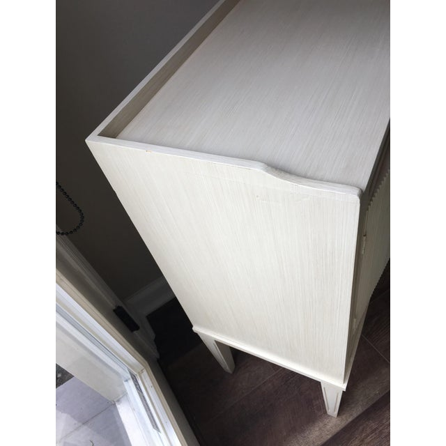 Swedish Nightstand With Pull-Out Desk - Image 3 of 6
