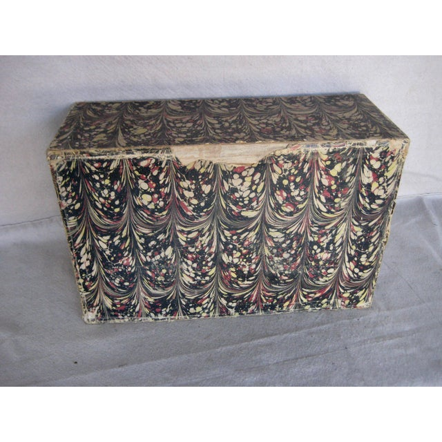 Late 19th Century Late 19th Century French Leather Books - Set of 10 For Sale - Image 5 of 12