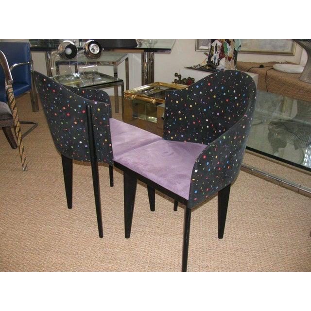 Saporiti Saporiti Mid-Century Modern Chairs - a Pair For Sale - Image 4 of 5