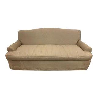 Nancy Corzine Sofa W/ Bench Cushion For Sale