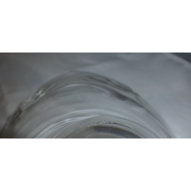 Signed Mid Century Steuben Glass Bowl - Image 5 of 5