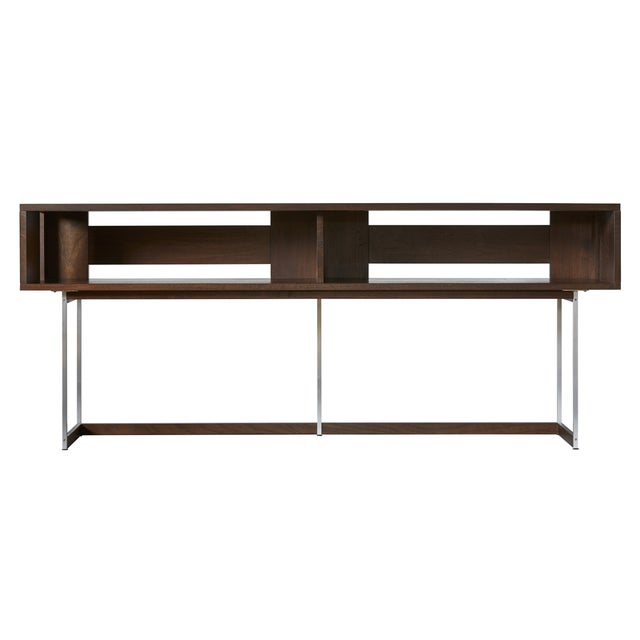 Ultralitebox Credenza / Console in Solid Walnut - Image 3 of 4