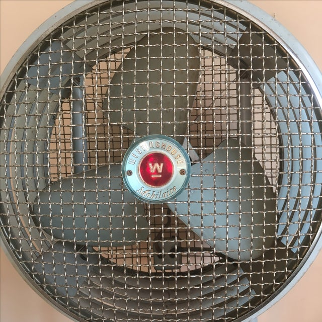 Westinghouse Mobilaire Industrial Fan For Sale - Image 9 of 11