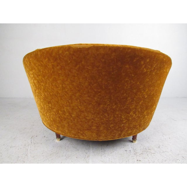 Craft Associates Adrian Pearsall Lounge Chair for Craft Associates For Sale - Image 4 of 11
