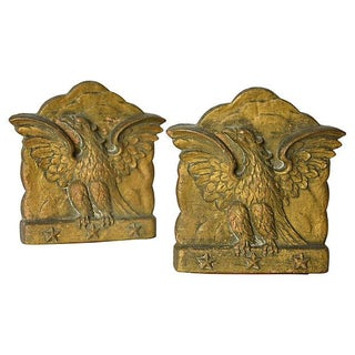 Federal Bookends - A Pair
