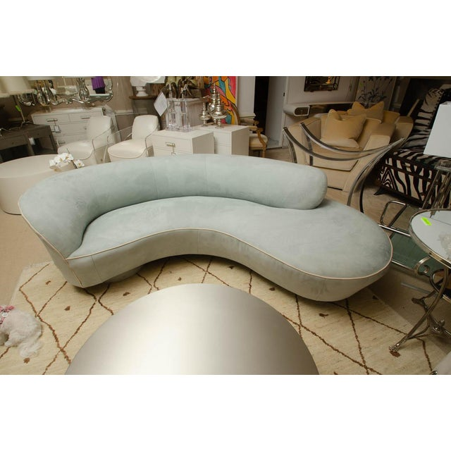 White 1970s Cloud Sofa by Vladimir Kagan For Sale - Image 8 of 8
