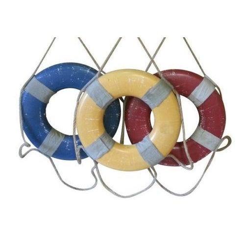 Vintage Nautical Life Rings - Set of 3 - Image 1 of 5