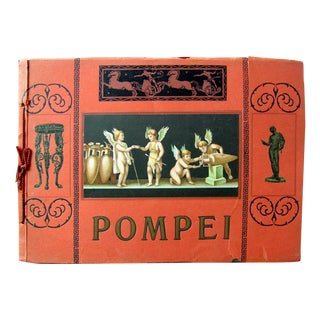 Pompei Photo Book For Sale