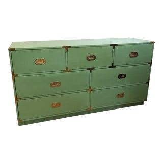 Aqua Campaign Dresser